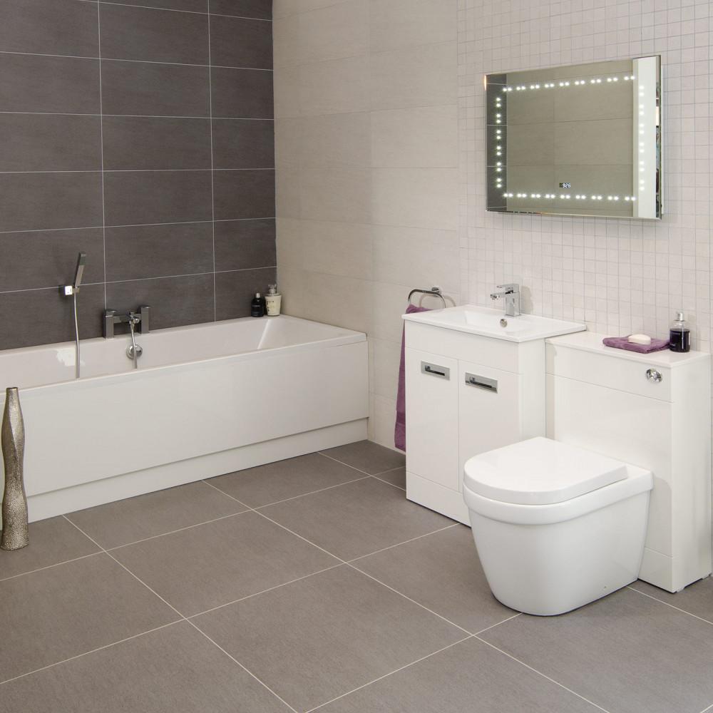 quattro silver wall floor tile. Black Bedroom Furniture Sets. Home Design Ideas