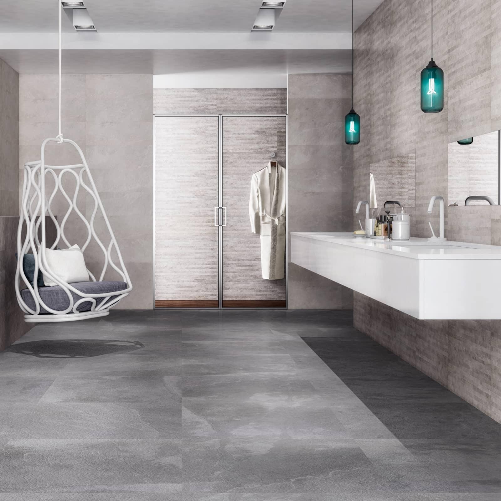 Terranova Concept Gris Décor Wall Tile