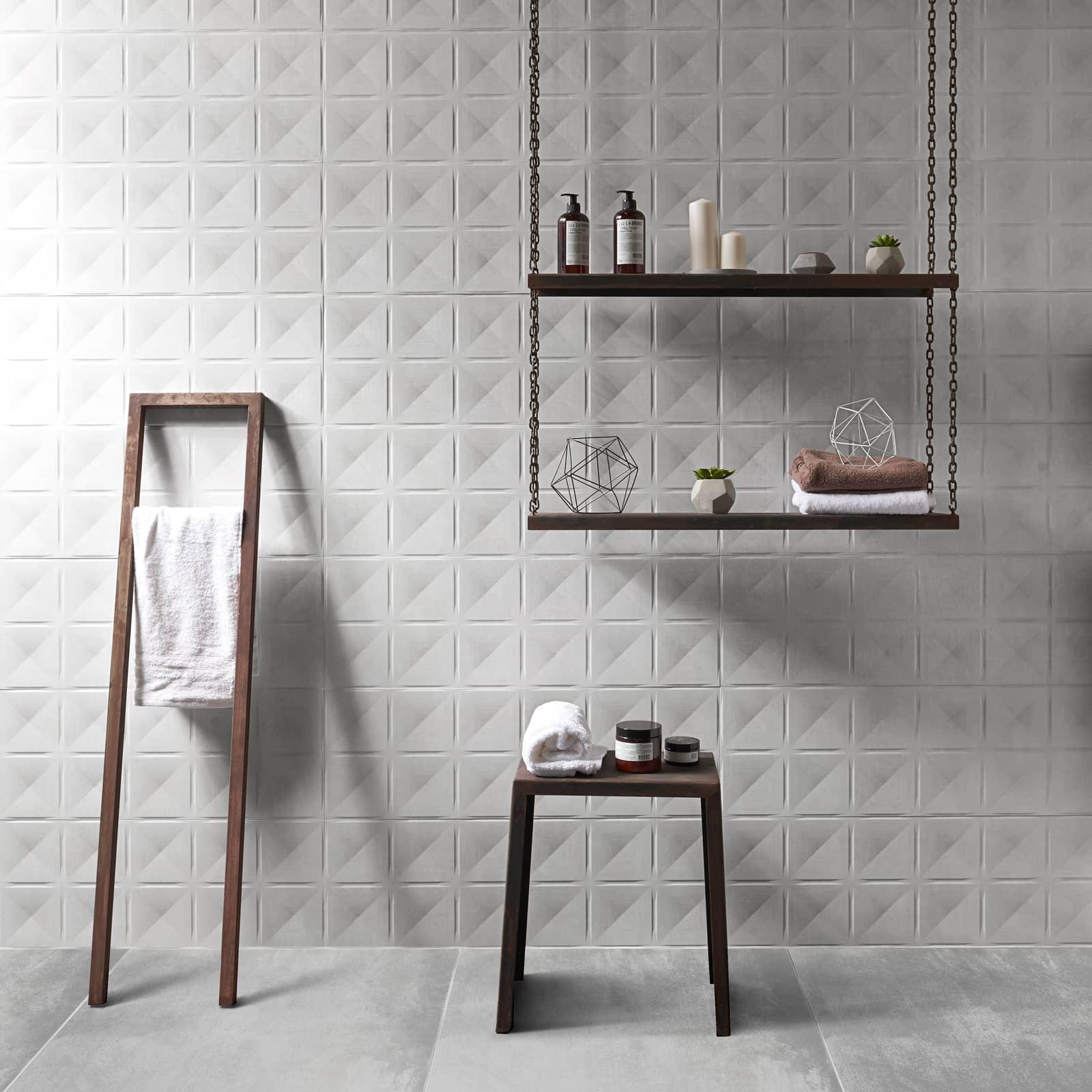 Leeds Concept Blanco Décor Wall Tile
