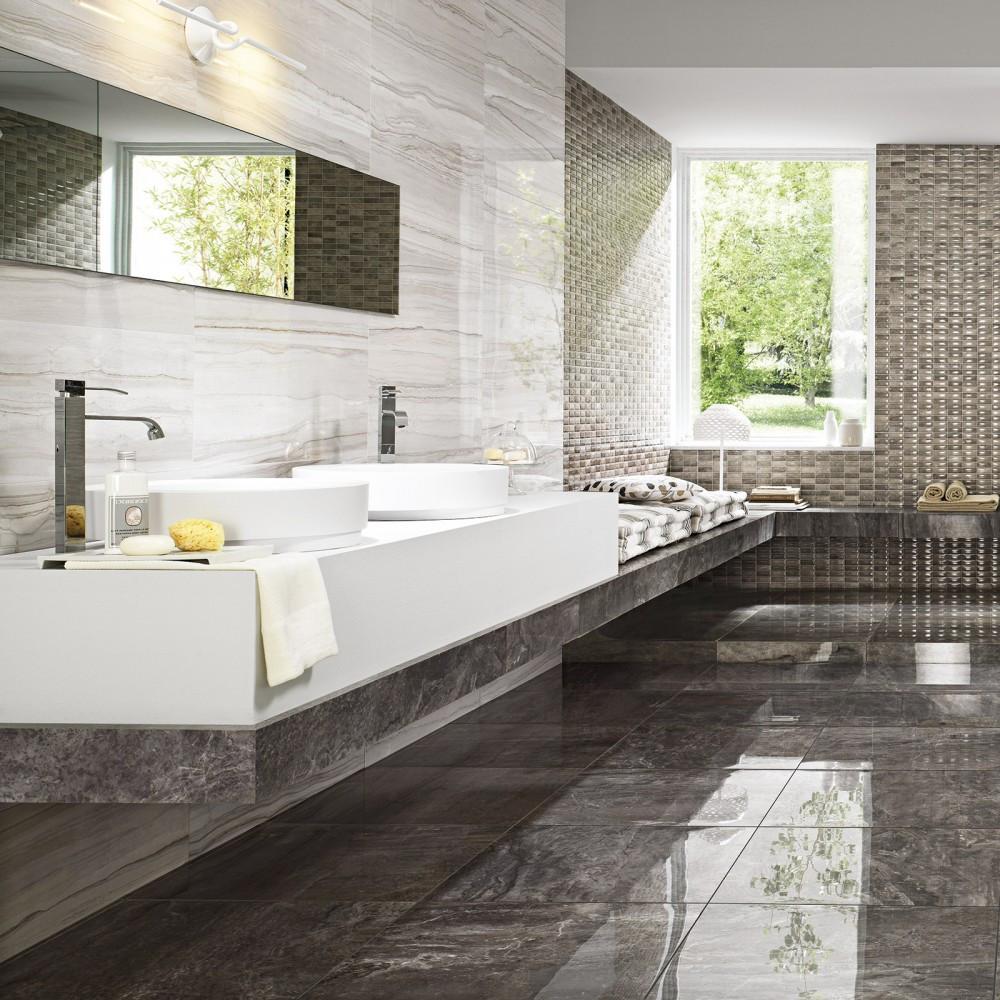 Marmi Royal Grey Rectified Wall Floor Tile