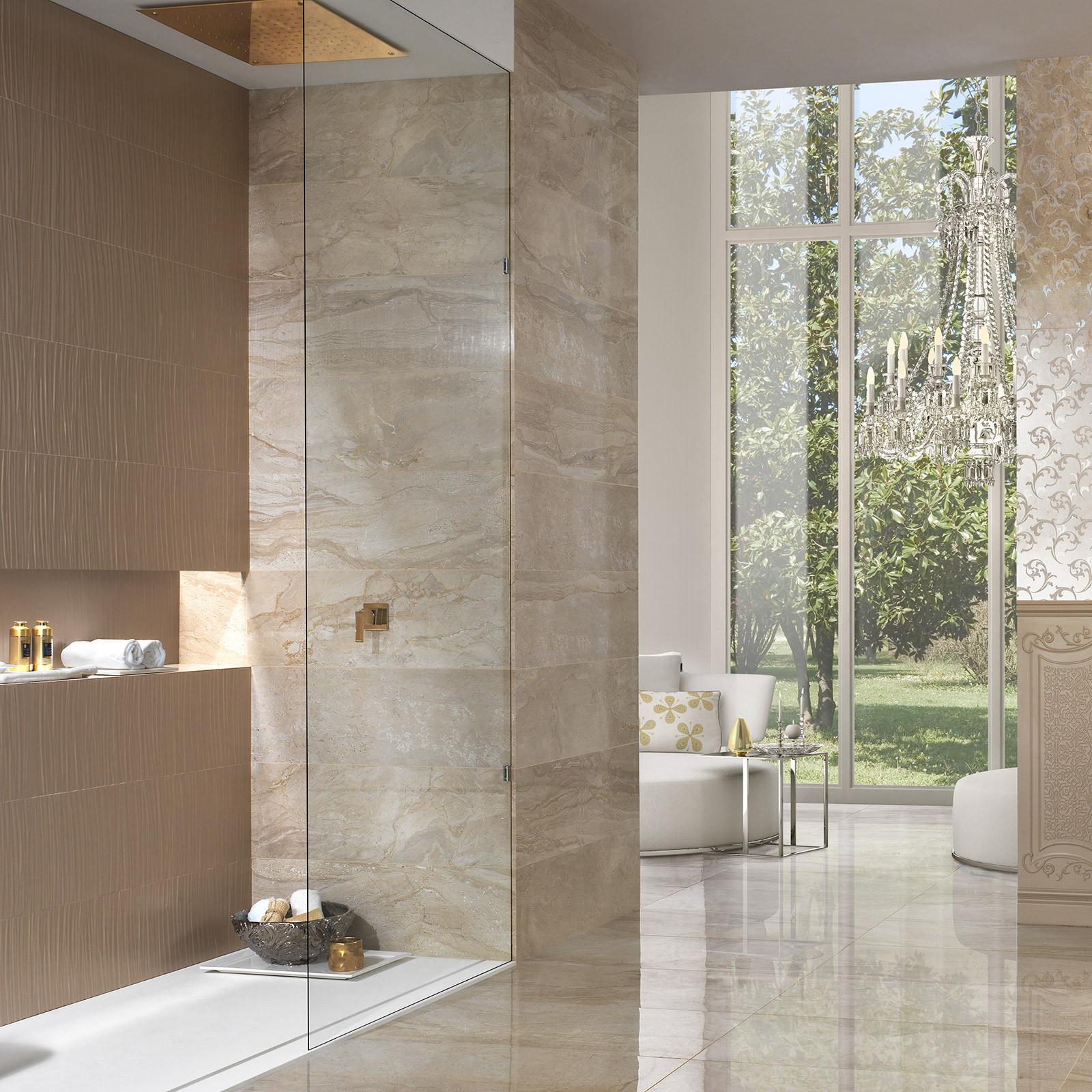 Marmi Daino Reale Rectified Wall Tile