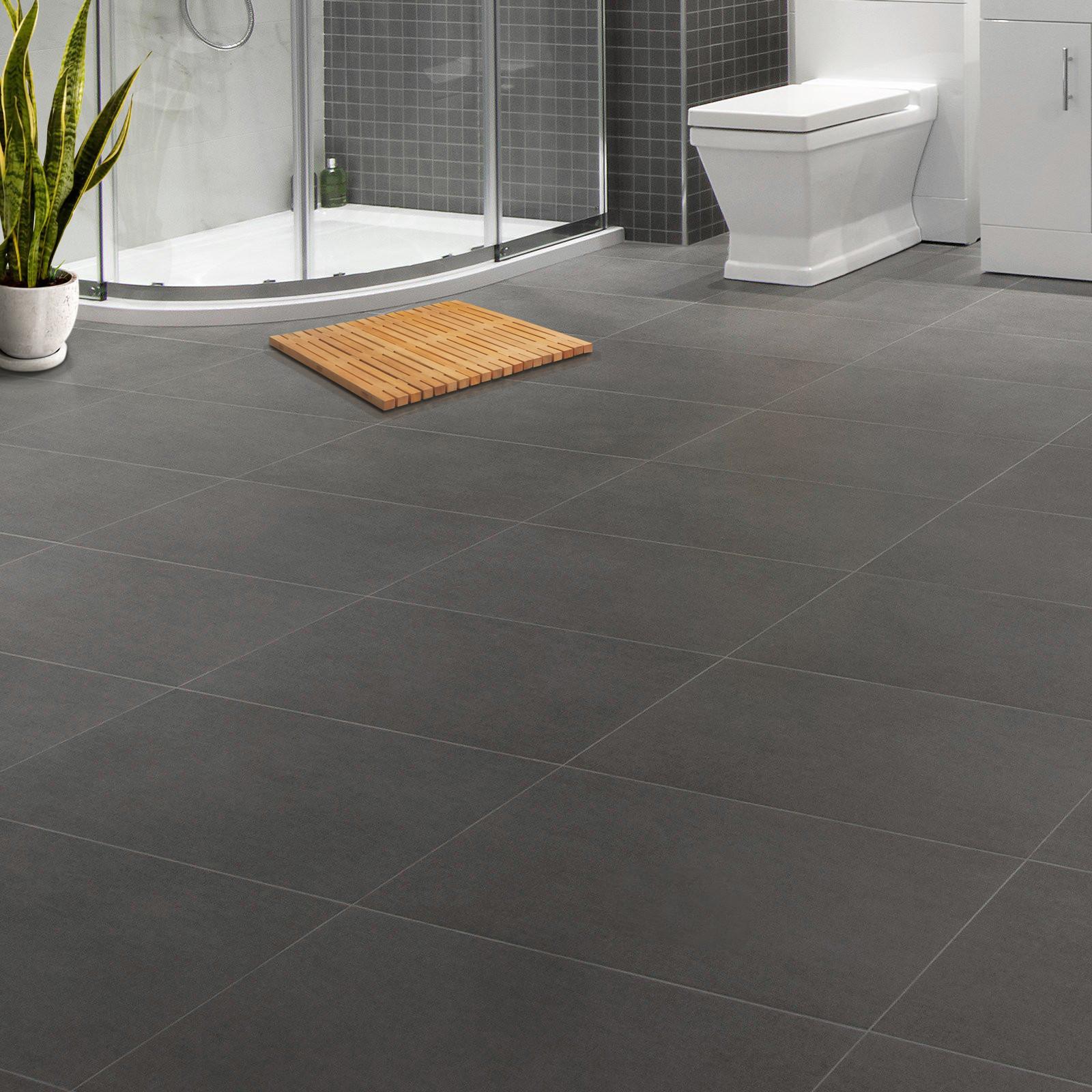 Kitchen Floor Over Tile