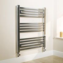 Square Heated Towel Rails