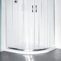 Corner Quadrant Shower Trays