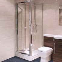 Bi Fold Shower Enclosures