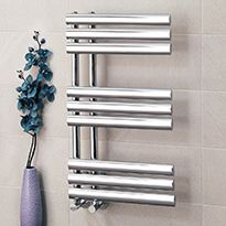 Chrome Heated Towel Rails