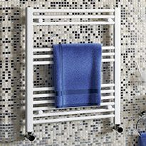 White Towel Rails