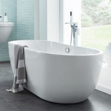 Double Ended Freestanding Baths