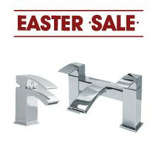 Easter Sale - Bathroom Taps