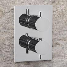 Round Mixer Showers
