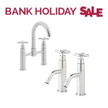 Bank Holiday Sale - Bathroom Taps
