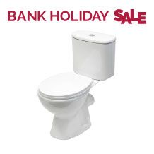 Bank Holiday Sale - Toilets