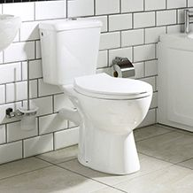 Space Saving and Compact Toilets