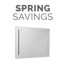 Spring Savings - Mirrors