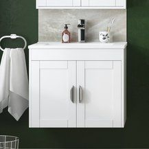 Nottingham Wall Hung Vanity Units