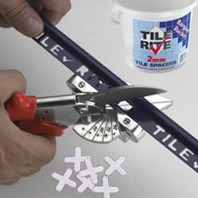 Tiling Tools, Accessories & Trims