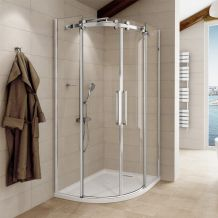 Offset Shower Enclosures