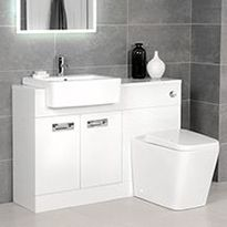Combined Toilet Sink Vanity Units Price Guarantee Better Bathrooms
