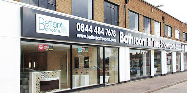 Visit Leicester Showroom