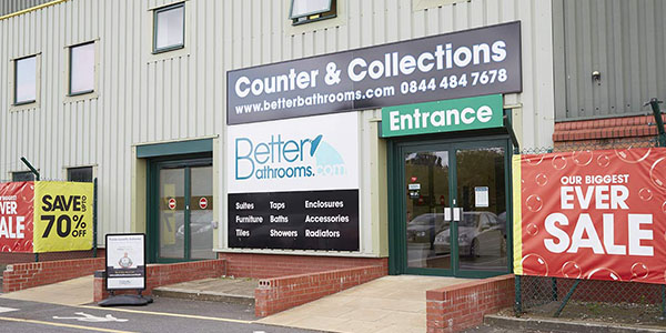 Visit Leigh Customer and Trade Counter