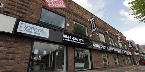 Visit Warrington Showroom