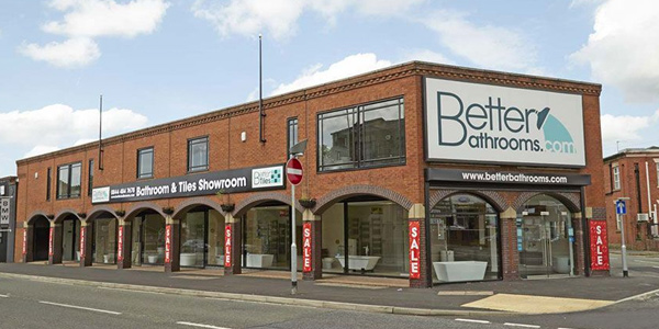 Visit Wigan Showroom