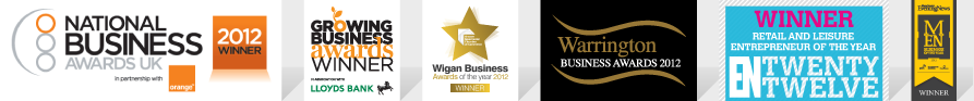 Business of the Year 2012