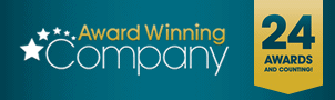 Award Winning Company