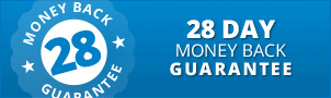 28 Day Money Back Guarantee