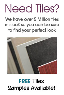 Need bathroom tiles? We have over 5 million tiles in stock so you can be sure to find the perfect look