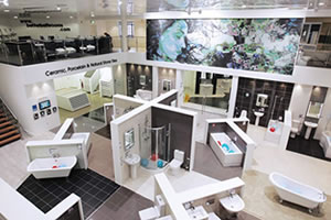 Better Bathrooms Showroom