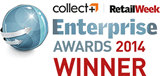 Collect+ Retail Week Enterprise Awards