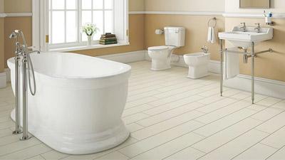 Park Royal Freestanding Complete Bathroom Suite