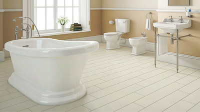 Park Royal 1700 Slipper Bath Complete Bathroom Suite