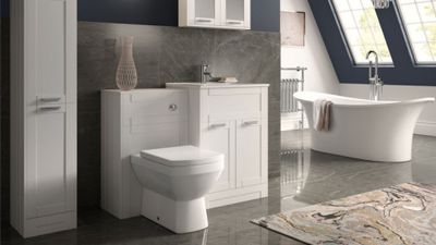 Torrelino Nottingham Freestanding Bath Suite
