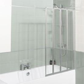 Bi-Fold Bath Screens