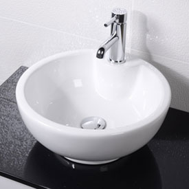 Countertop Cloakroom Basins