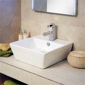 Square Counter Top Basins