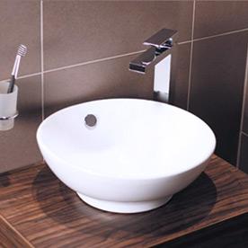 Round Counter Top Basins