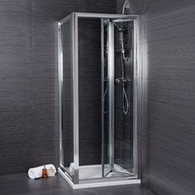 Bi Fold Shower Enclosures