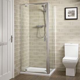 Glass Pivot Shower Enclosures