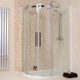 Glass Quadrant Shower Enclosures