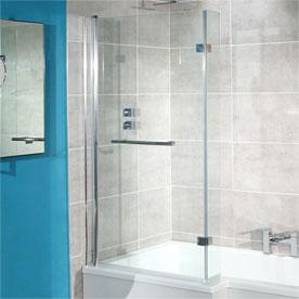 Glass Shower Bath Screens