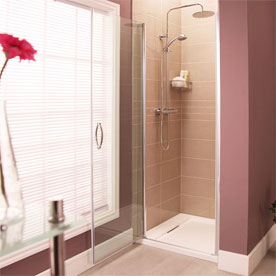 Hinged Shower Screens