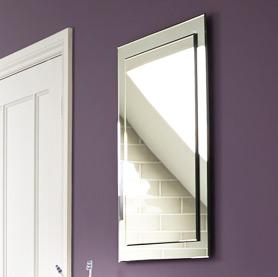 Non-illuminated Mirrors
