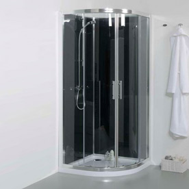 Quadrant Shower Cabins with Panels