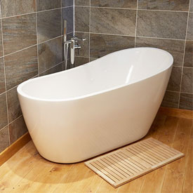 Modern Slipper Baths