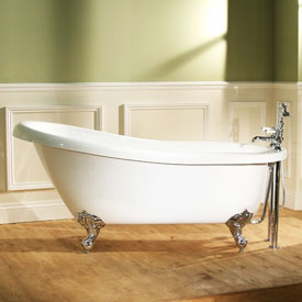 Roll Top Slipper Baths