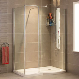 Walk In Enclosures with Shower Trays