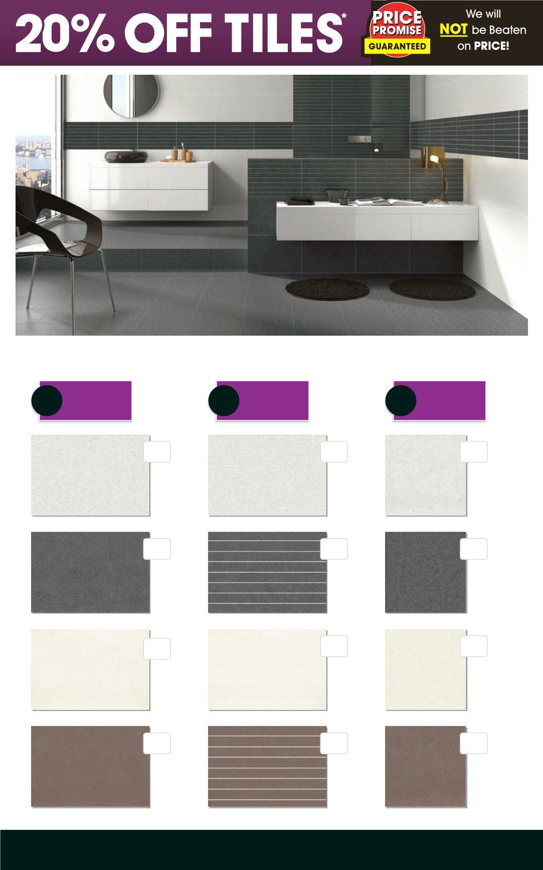 Better bathrooms sale - Better Bathrooms April Showers Sale Deal Sheet Page 10